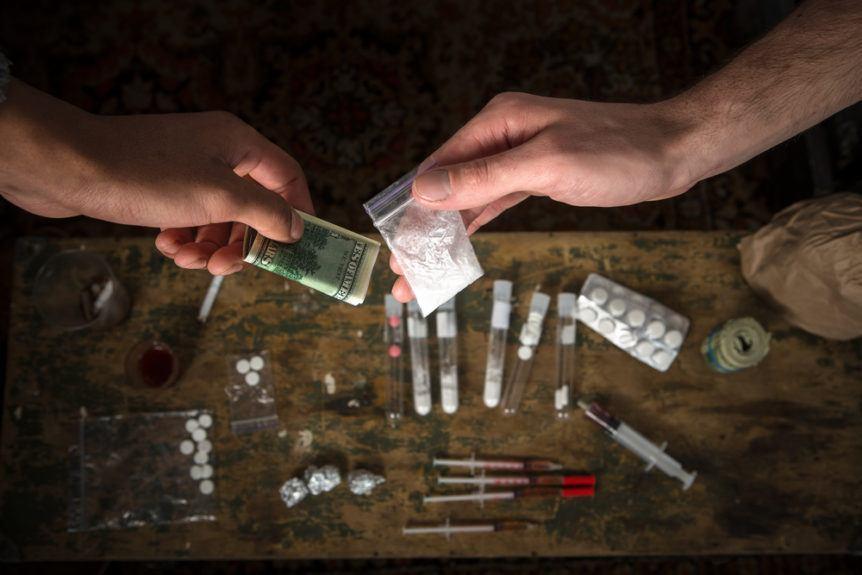 drug possession law Ohio Kenneth Lieux Elyria